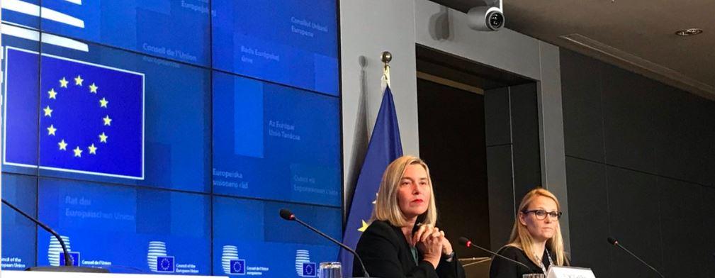 EU reacts to Iran JCPOA ultimatum