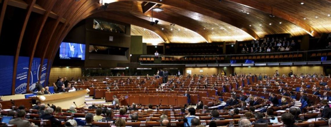 PACE votes to restore Russian vote