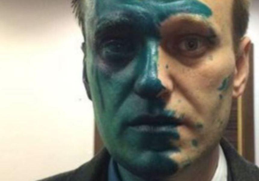 Navalny green