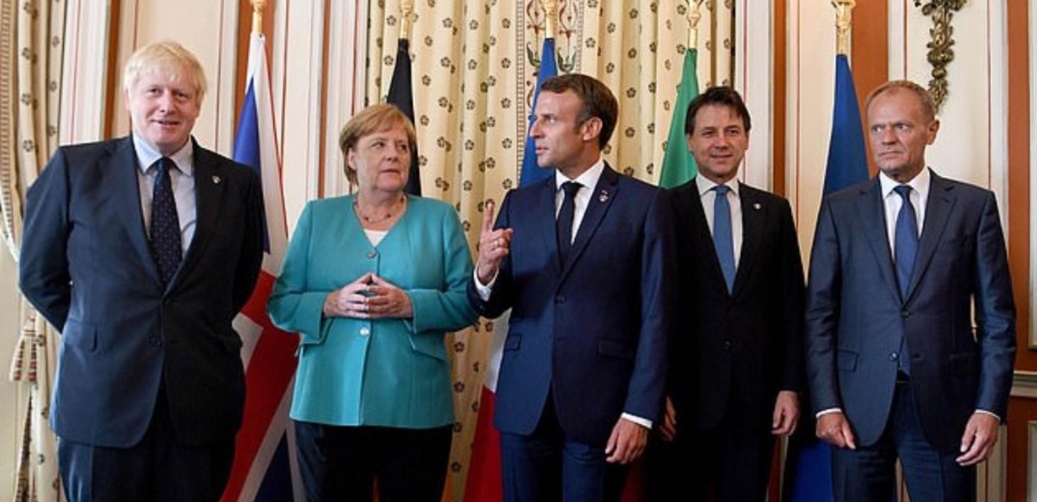 Tense G7 opens in Biarritz