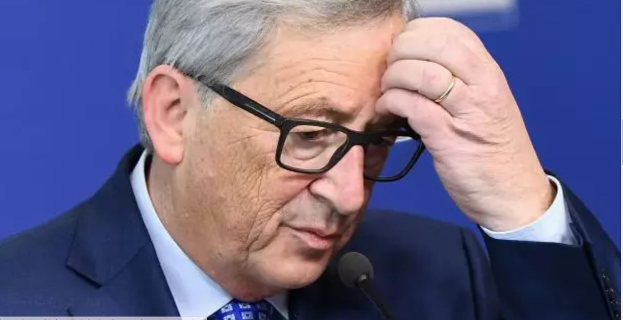 Juncker urgently hospitalised