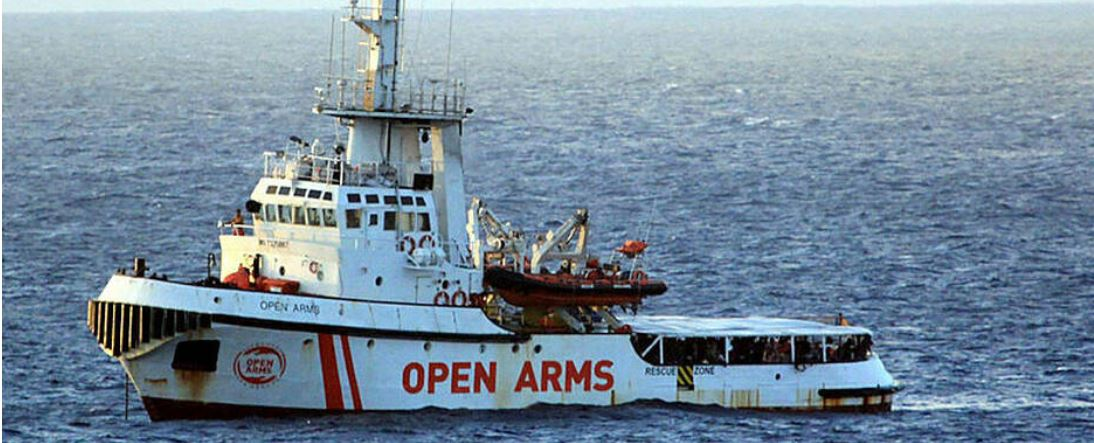 Prosecutor orders seizure of Open Arms vessel