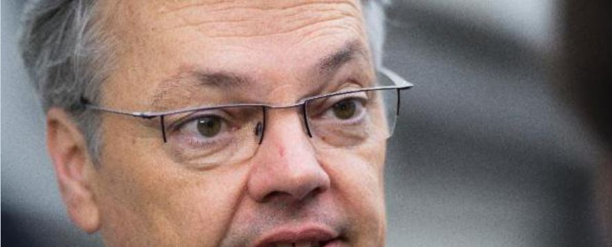 "Belgium Reynders not ""aware"" of inquiry"