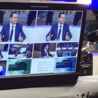 Libyan Foreign Minister exchanges opinions with MEPs