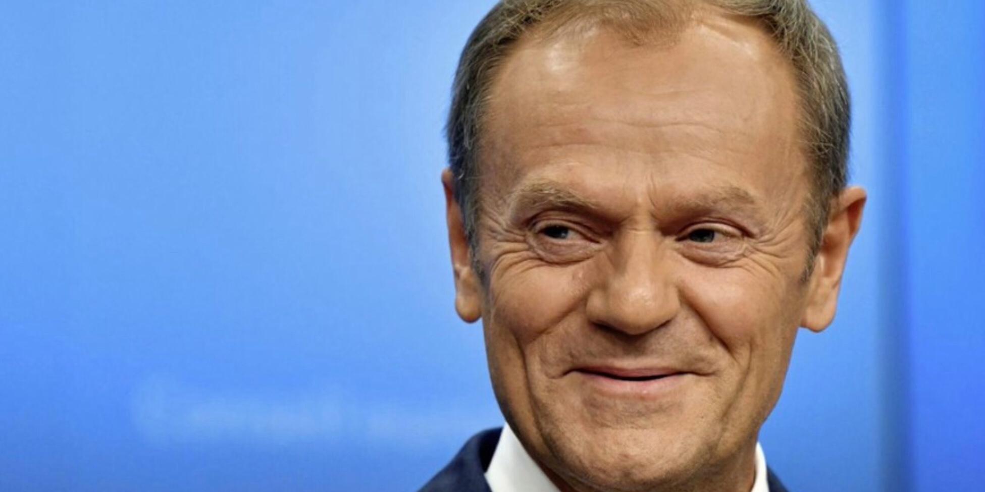 Zagreb: Tusk longing for «order & harmony»