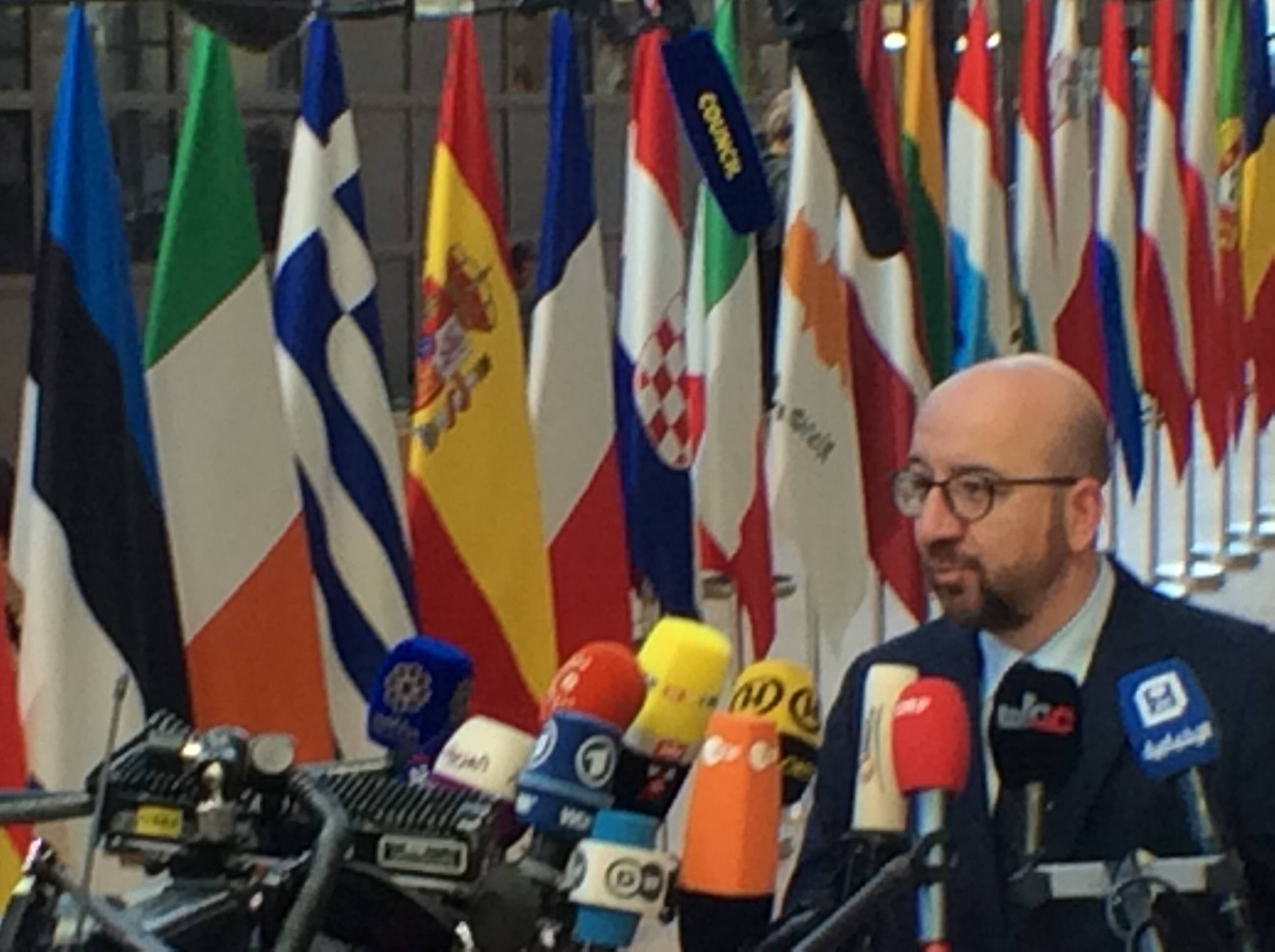 #EUCO: Charles Michel chairs EU Summit