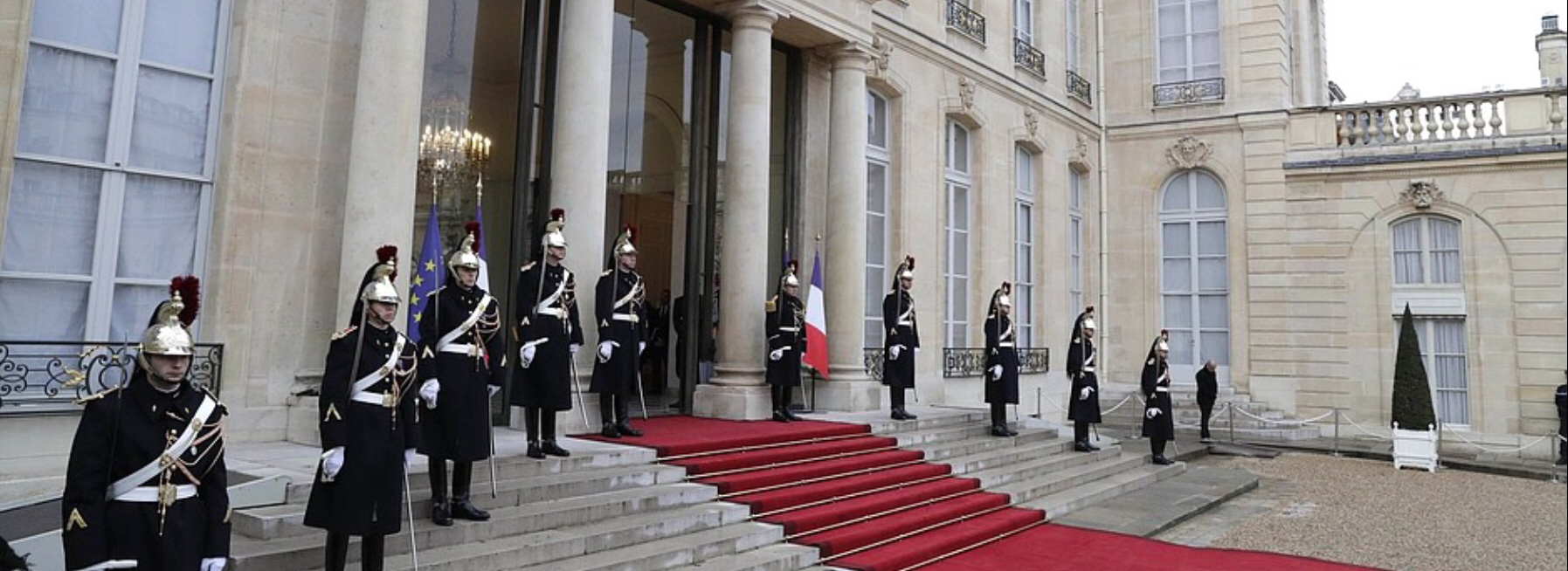 Macron hosts Normandy Summit