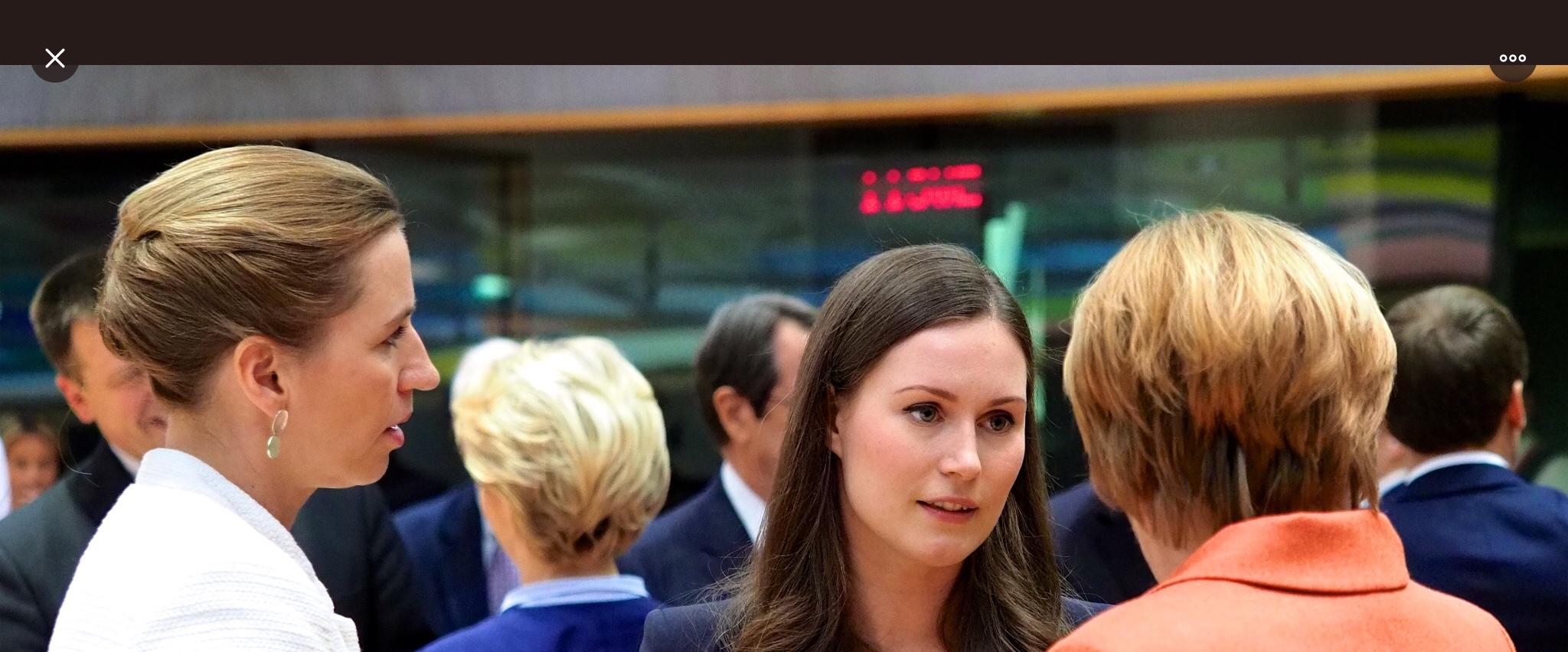 """Merkel predicts """"difficult"""" EU budget Summit"""