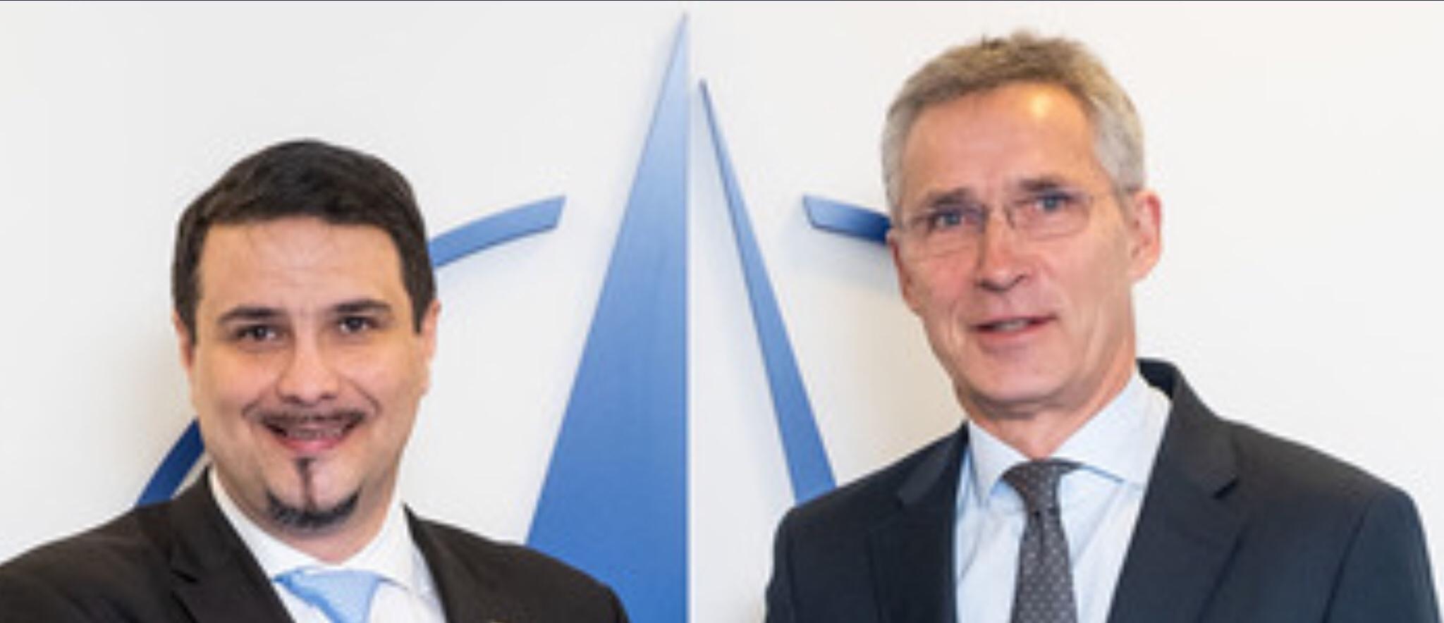 NATO: Greek delegation walks out