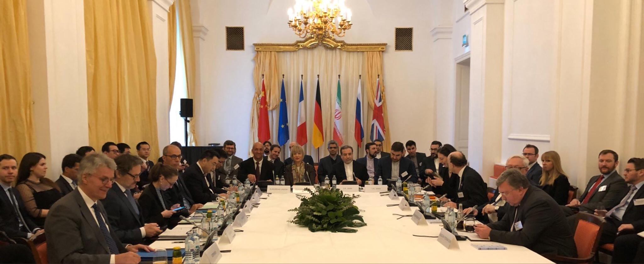 JCPOA: diplomats reiterate strong support to non-proliferation