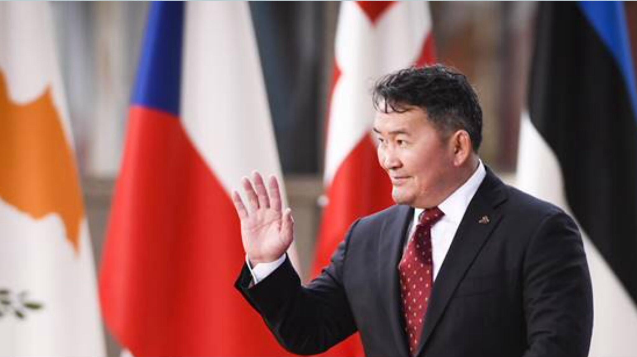 COVID19: Mongolia President in quarantine