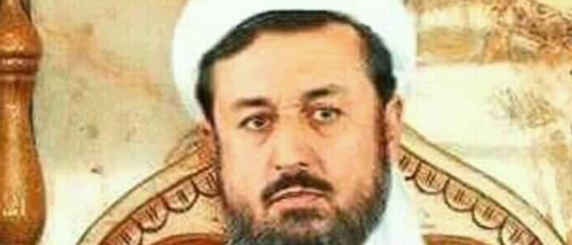Kabul explosion killed imam