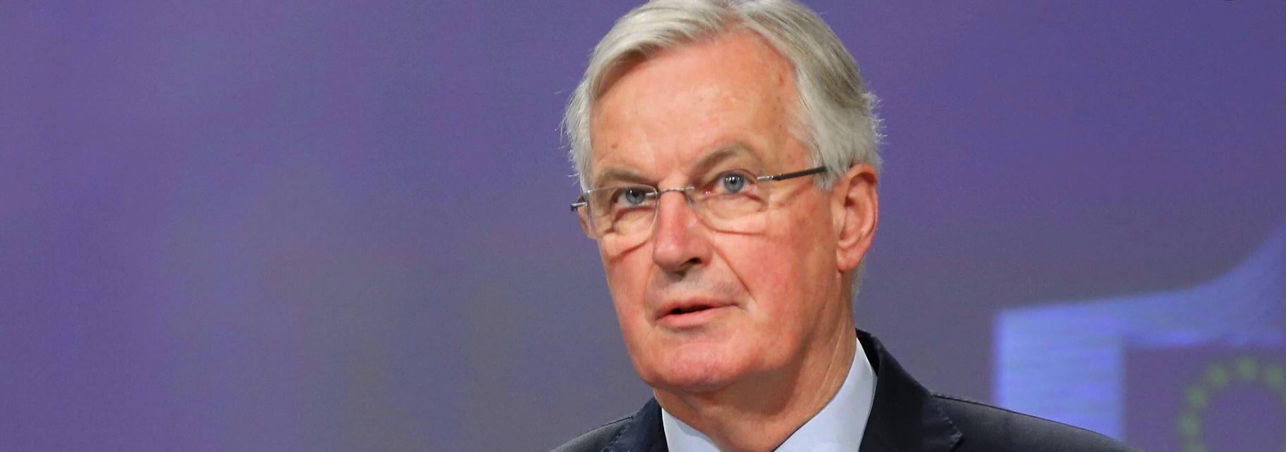 Barnier reveals «serious divergences»