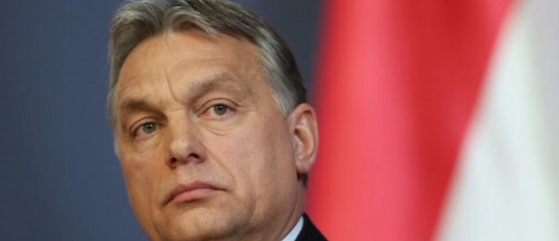 Orban: EU «salto mortale»