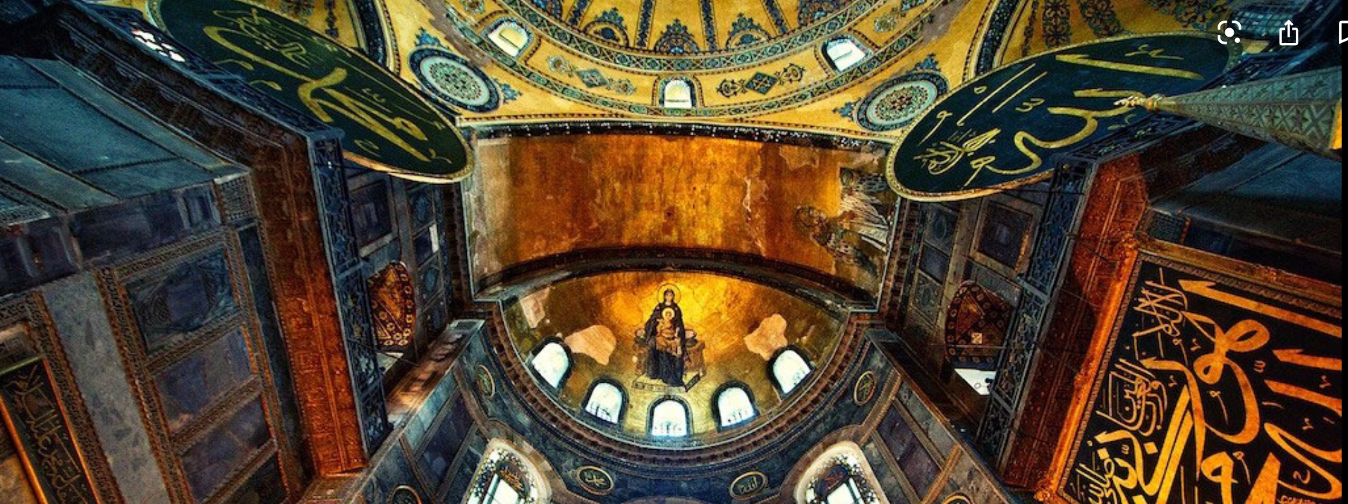 Borrell «regrets» Hagia Sophia transformation