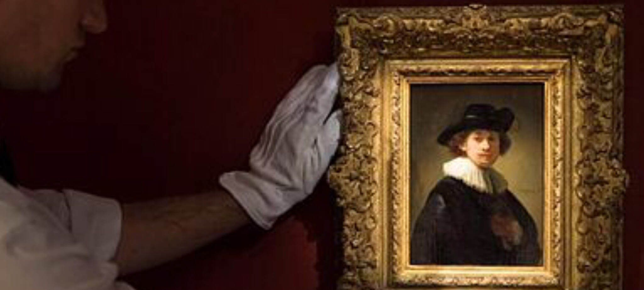 Rembrandt self-portrait sold $18.7М at Sotheby's