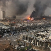 Beirut Blasts: Borrell expresses «total support» to Lebanon