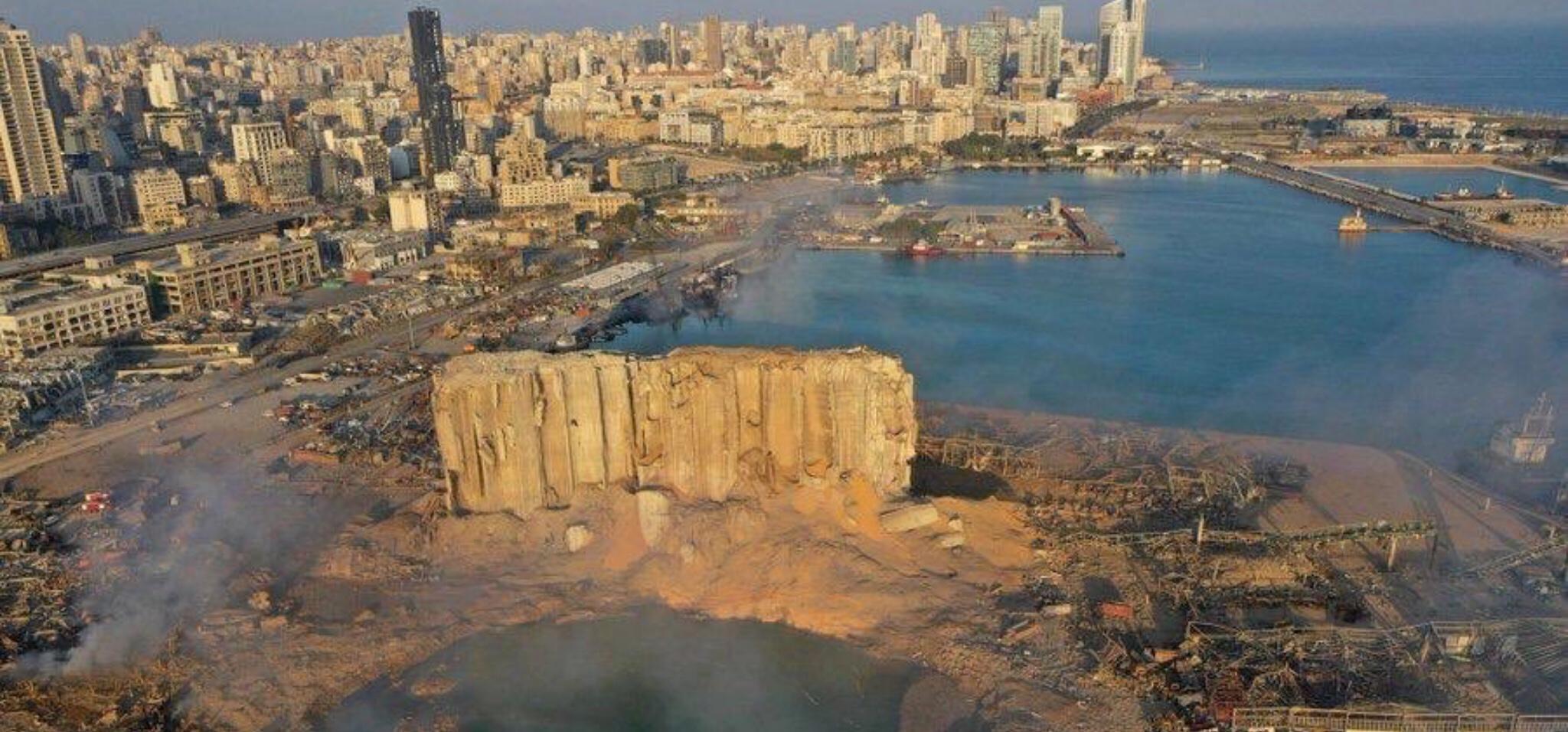 Lebanon: EU deploys 100 firefighters