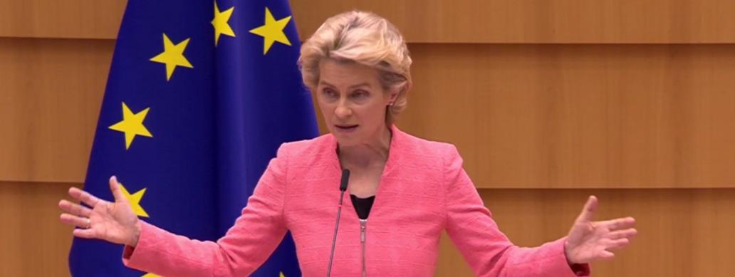 #SOTEU: Leyen promises EU Magnitsky law
