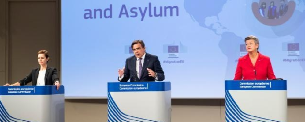 EU New Pact on Migration & Asylum