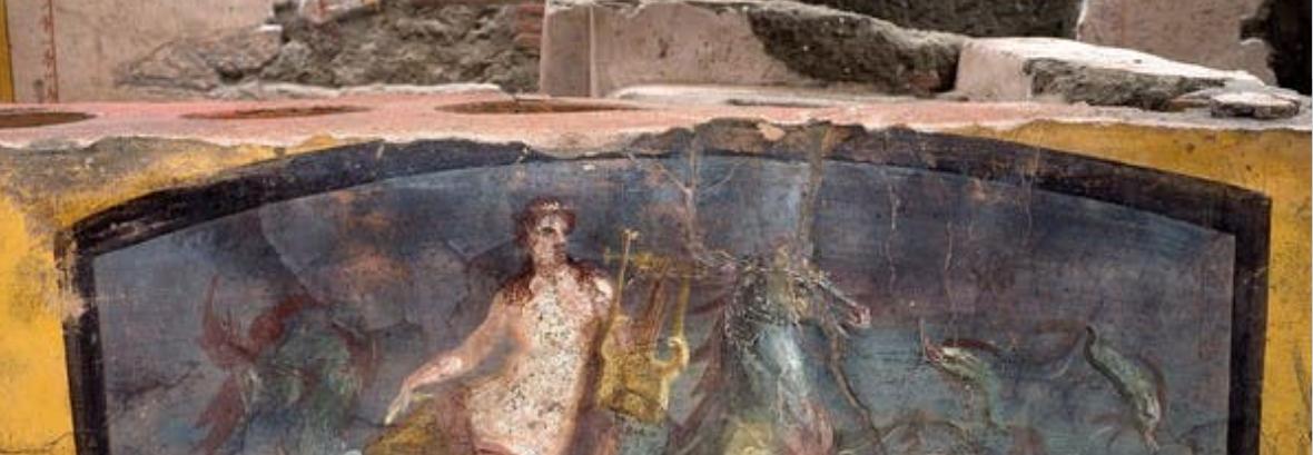 Pompeii new discovery