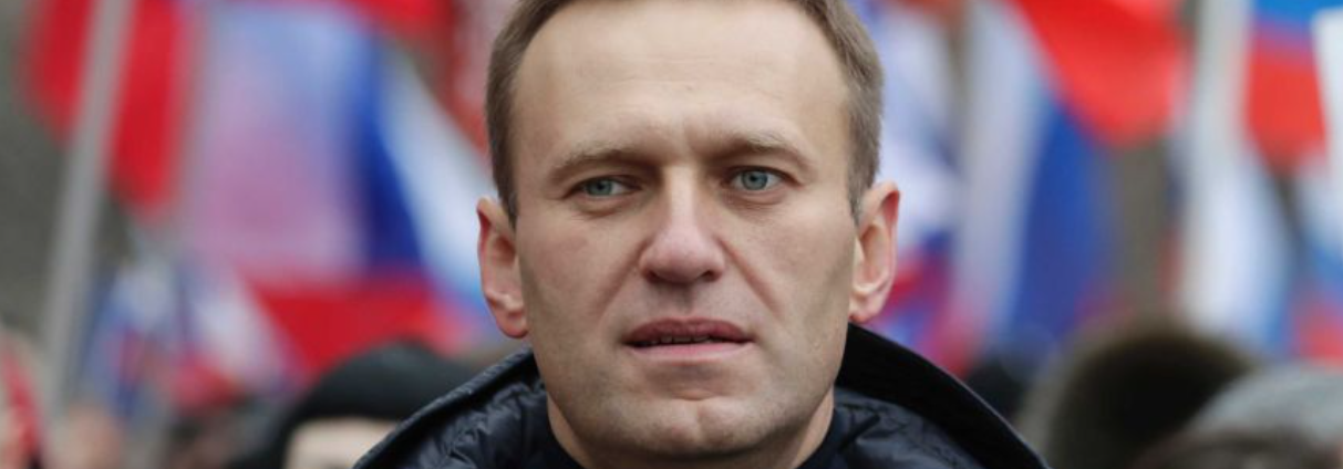 NAVALNY: EU aims at stronger russia sanctions