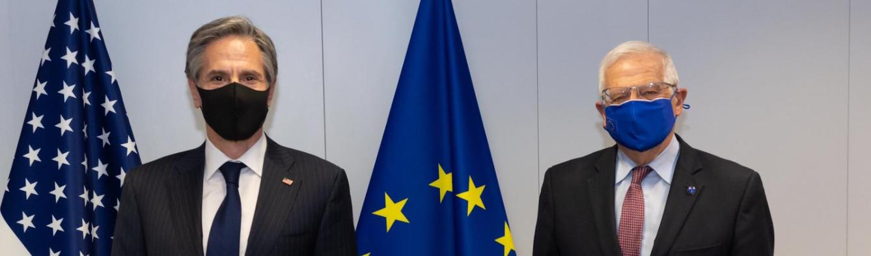EU-USA: Blinken visits Brussels
