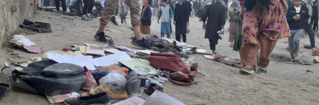 Kabul: EU condemns girl school attack