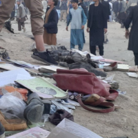 Kabul: EU condemns girl school attack