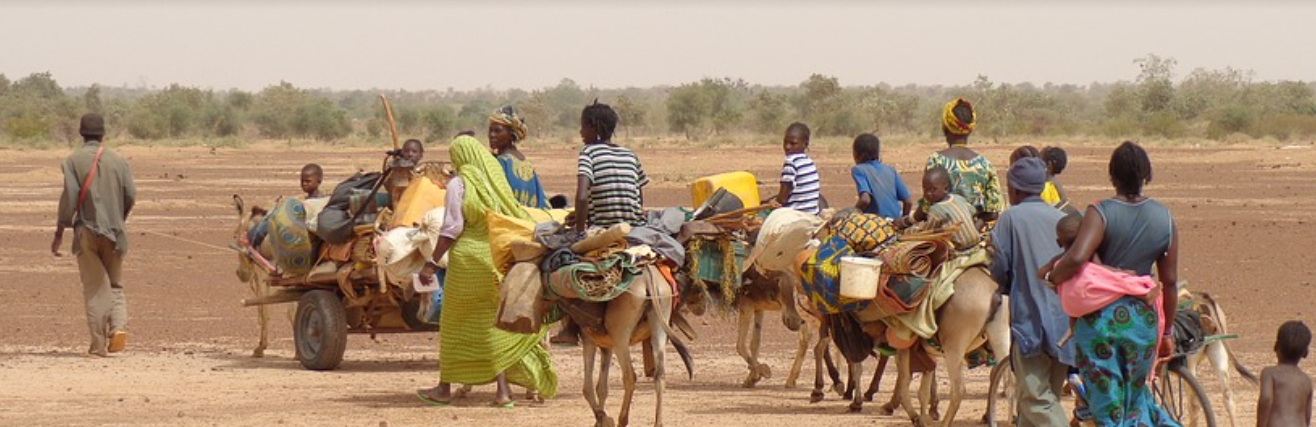 EU-UNHCR: refugees of Ethiopia-Colombia-Lebanon