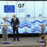 EU leaders heading G7 Cornwall