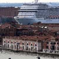 Venice: cruise ships polemics