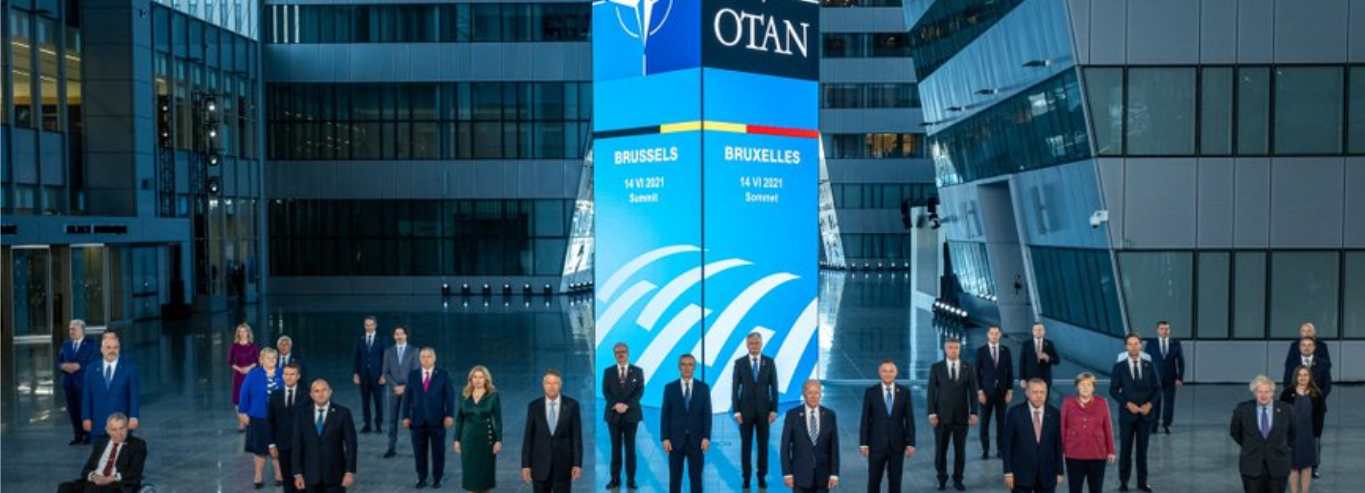 NATO faces multifaceted threats