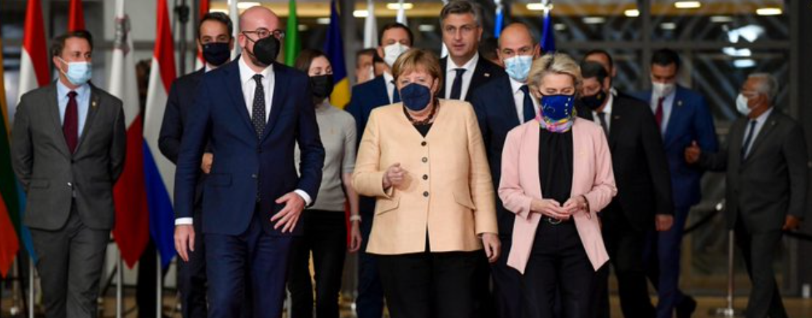 EUCO: EU Summit conclusions on pandemic