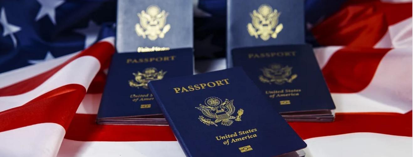American X-gender passport